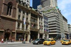Fünfte Allee, Manhattan, New York City Stockfotos