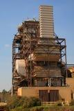Fünfzigerjahre Triebwerkanlage Stockbild