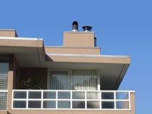 Fünfzigerjahre Wohnung #2 Stockbilder