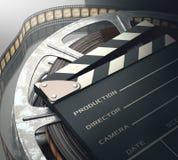 Für die Werbung, Fernsehen und Darstellungen Lizenzfreie Stockbilder