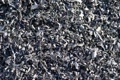 Für die Wiederverwertung des Aluminiums Stockbild