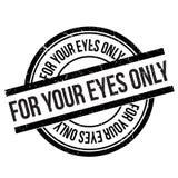 Für Ihren Stempel der Augen nur vektor abbildung