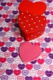 Für Ihren Valentinsgruß Stockbild