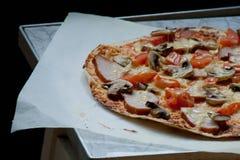 Für Pizzaliebhaber Lizenzfreie Stockfotos