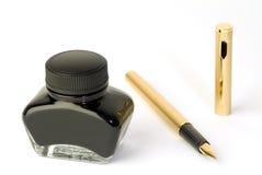 Für Schreiben Stockfotografie