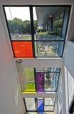 Für Senioren in Den Haag wohnen, Den Haag Stockfotos