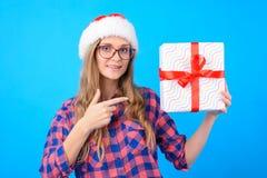 Für Sie mit Liebe! Ich wünsche Sie dieses Geschenk für mich kaufen! Nettes w lizenzfreie stockfotos