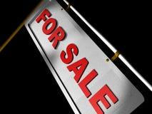 Für Verkauf Stockbild