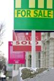 Für Verkaufs-Vorstände Lizenzfreies Stockbild