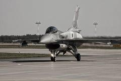 16 f猎鹰战斗 库存图片