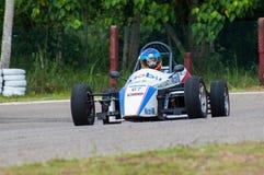 F1 αγωνιστικό αυτοκίνητο στη Σρι Λάνκα Στοκ Εικόνες