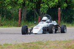 F1 αγωνιστικό αυτοκίνητο στη Σρι Λάνκα Στοκ Εικόνα