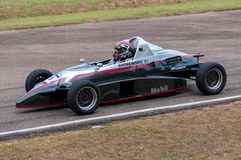 F1 αγωνιστικό αυτοκίνητο στη Σρι Λάνκα Στοκ φωτογραφίες με δικαίωμα ελεύθερης χρήσης