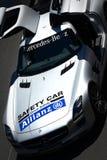 F1 αυτοκίνητο ασφάλειας στοκ εικόνα με δικαίωμα ελεύθερης χρήσης
