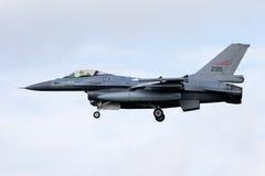 F-16 της Νορβηγίας Στοκ εικόνες με δικαίωμα ελεύθερης χρήσης