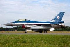 F-16 της Νορβηγίας Στοκ Εικόνα