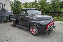 1953 F100 της Ford επανάλειψη Στοκ εικόνες με δικαίωμα ελεύθερης χρήσης
