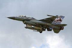 F-16 бельгийца Стоковое Изображение RF