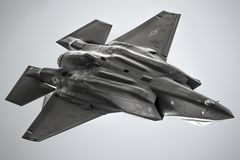 F-35 молния II стоковые фото