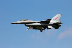 F-16 Норвегии Стоковое Фото
