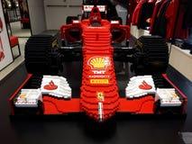 F1乐高 库存图片