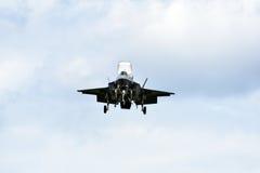 F-35前面 免版税图库摄影