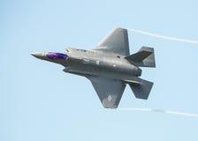 F35喷气机 免版税库存图片
