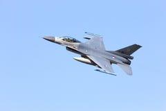 F-16弗里斯兰省人旗子 免版税库存图片