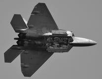 F-22猛禽 免版税库存图片