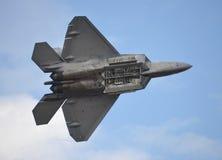 F-22猛禽 免版税库存照片