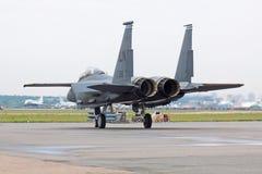 F-15老鹰 库存照片