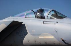 F-15老鹰 图库摄影