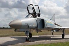 F-4虚拟件 图库摄影