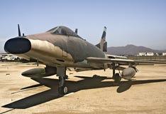 F-100C Supersabre Stockbild