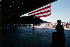 F-117 Imagens de Stock Royalty Free