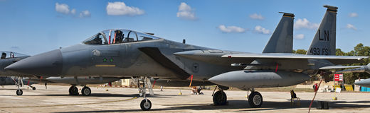 F-15 Eagle Royalty Free Stock Photo
