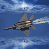 F-15 Fighting Falcon Royalty Free Stock Photo