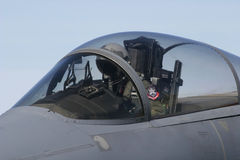 F-15 listo para el despegue Imagen de archivo