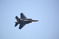 F-15 strike eagle Stock Image