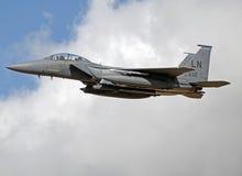 F-15E de Adelaar van de staking Royalty-vrije Stock Afbeelding