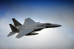 F-15S royalty free stock images