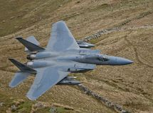 F-15S Royalty Free Stock Photography