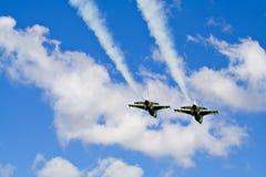 F-16喷射二 免版税图库摄影