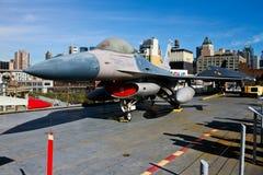 F-16战斗猎鹰 免版税库存图片