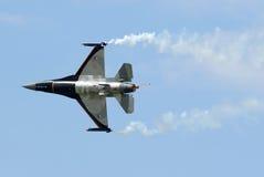 F-16 Foto de archivo libre de regalías