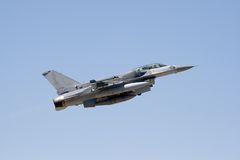 F-16 Royalty Free Stock Photo