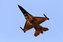 F-16 免版税库存图片