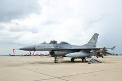 F-16 Fotografia Stock Libera da Diritti