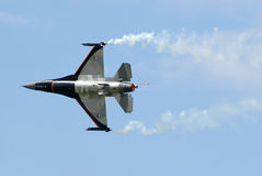 F-16 Στοκ Εικόνες