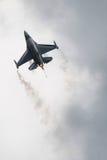 F-16 Image stock